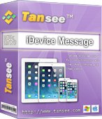Tansee iOS Message Transfer For Mac Free Download
